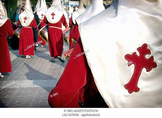Easter. Cofradía de la Convocatoria. Orihuela. Alicante province. Comunidad Valenciana. Spain