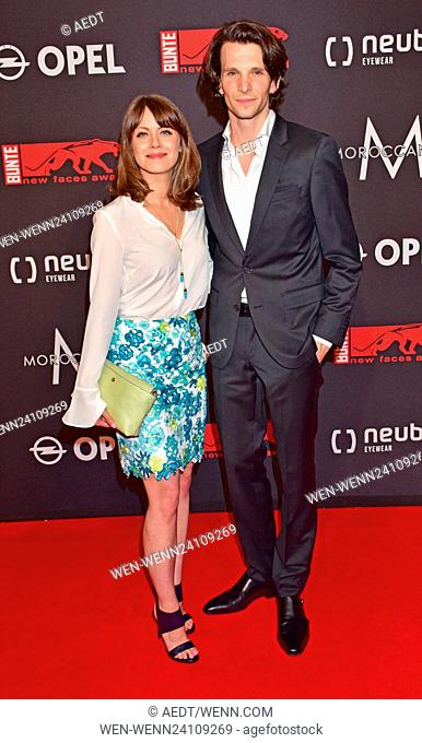 Celebrities at Bunte New Faces Award Film at E-Werk. Featuring: Alice Dwyer, Sabin Tambrea Where: Berlin, Germany When: 26 May 2016 Credit: AEDT/WENN