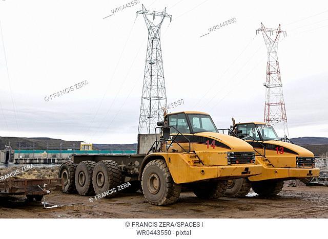Heavy Equipment Trucks