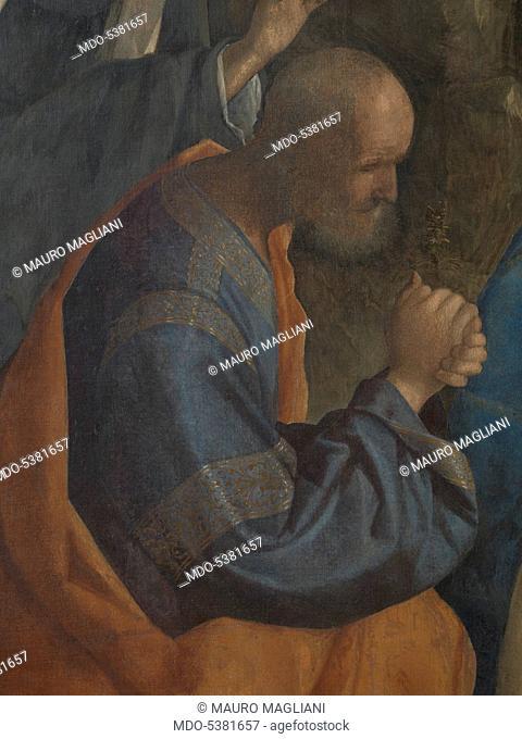 Giovanni Bellini Transfiguration Of Christ