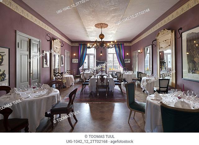 Restaurant in Kõue Manor