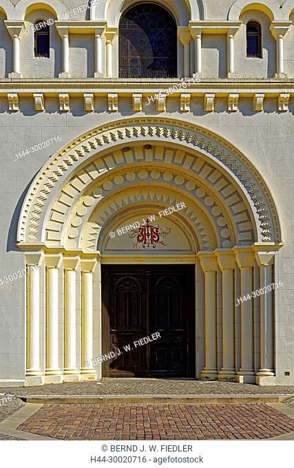 Kirchenportal, Eglise Notre Dame de l'Assomption