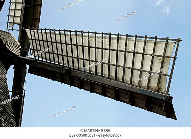 Westfälische Kappenwindmühle