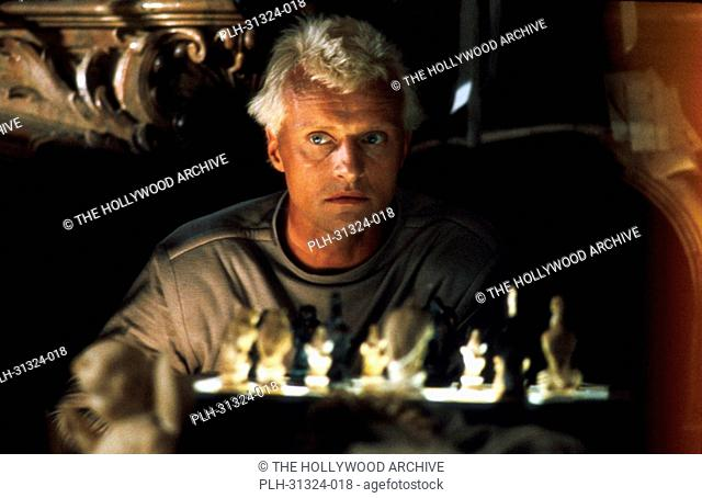 Rutger Hauer, 'Blade Runner' 1982