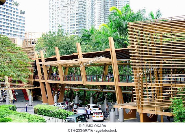 Streetscape, Makati, Philippines