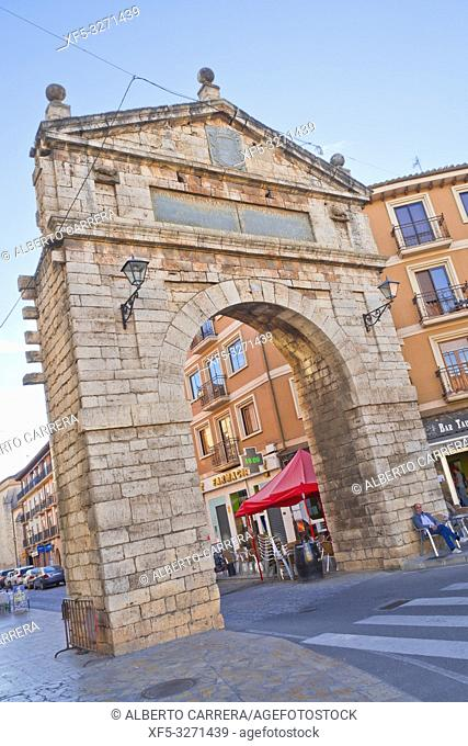 Arco de Toro, Old Town, Toro, Zamora, Castilla y León, Spain, Europe