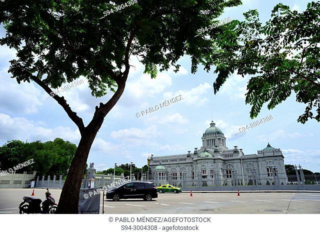 Palace Susan Dusit / Ananda Samakhom, Bangkok, Thailand