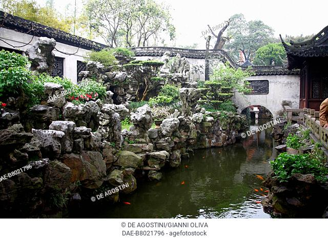 Yu Garden, Old City of Shanghai, China