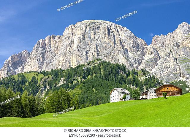 panorama, Styria, Austria