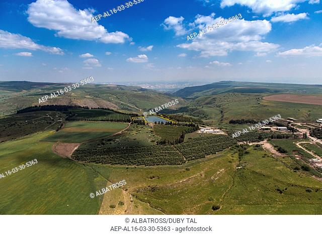 Izrael valley