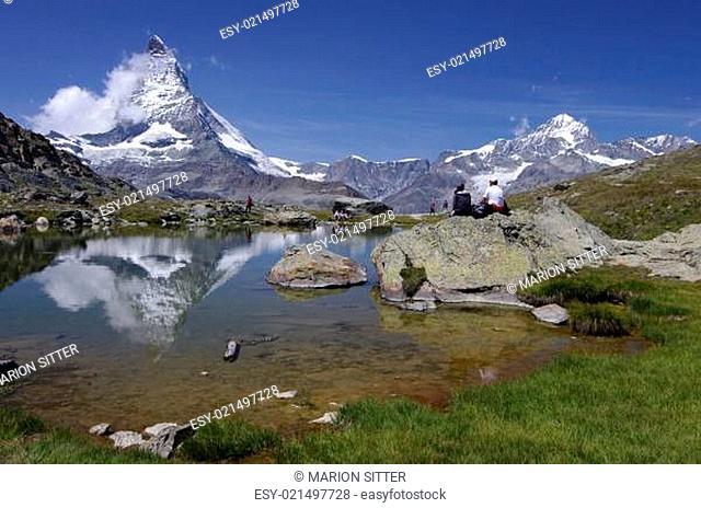Paradiese unterm Matterhorn - Grünsee