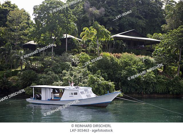 Lembeh Strait Resort, North Sulawesi, Indonesia
