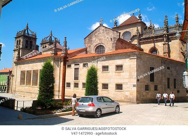 Cathedral of Braga, Be Braga, Portugal, Europe