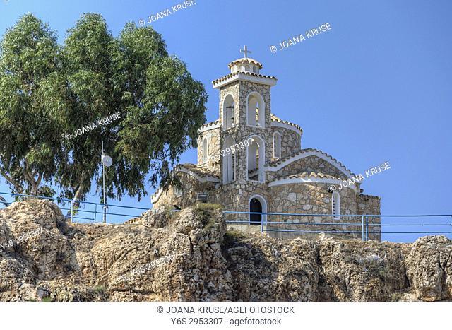Church of Profitis Elias, Protaras, Ayia Napa, Cyprus