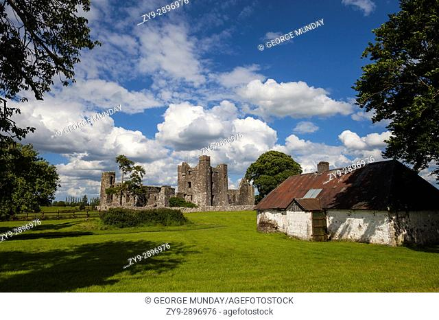 Bective Abbey is a Cistercian abbey on the River Boyne, founded in 1147, and the remaining (well-preserved) structure and ruins primarily date to the 15th...