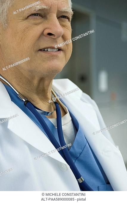 Doctor, portrait