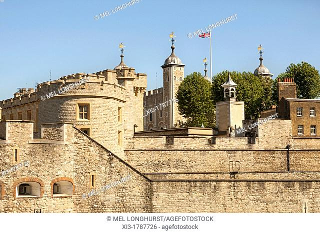 The Tower of London, London, England