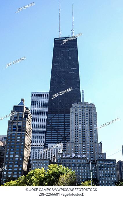 The John Hancock Building