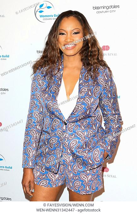 Women's Guild Cedars-Sinai annual spring luncheon Featuring: Garcelle Beauvais Where: Beverly Hills, California, United States When: 20 Apr 2017 Credit:...