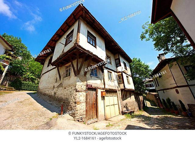 Ottoman style houses of Safranbolu, Turkey  Safranbolu's architecture influenced urban development throughout much of the Ottoman Empire and was a major centre...