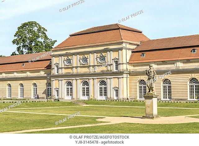 Orangerie at Charlottenburg Palace, Berlin, Germany