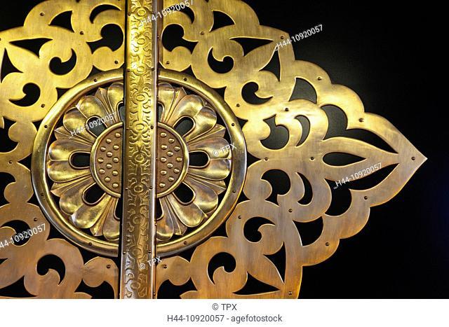 Asia, Japan, Tokyo, Asakusa, Asakusa, Kannon Temple, Sensoji, Temple, Temples, Buddhist, Buddhism, Door, Doors, Doorway, Tourism, Travel, Holiday, Vacation