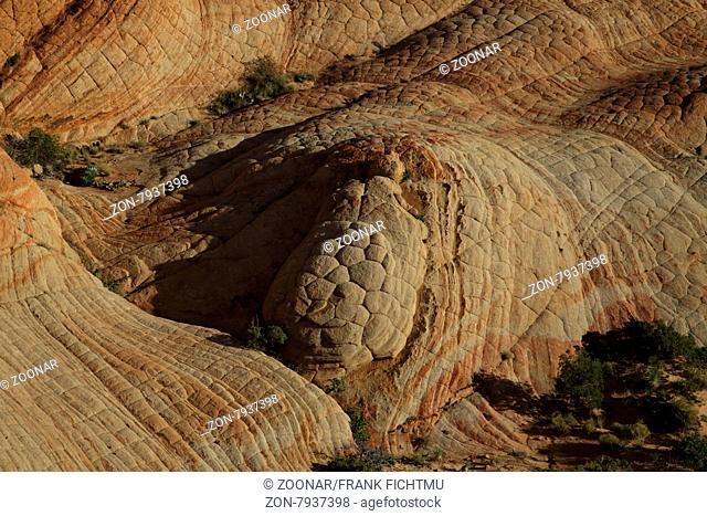 Yant Flat – Candy Cliffs near St. George Utah