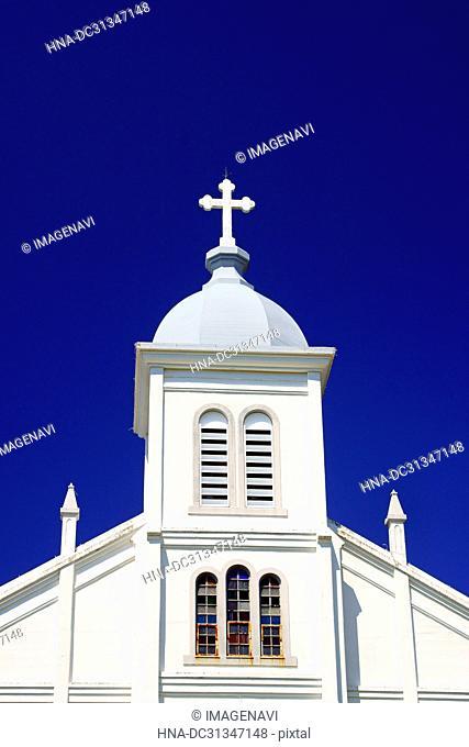 Oe Cathedral, Kumamoto Prefecture, Japan