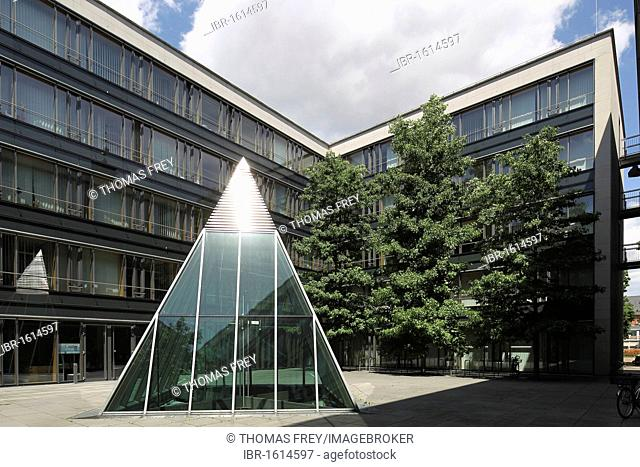 The House of Representatives of the Rhineland-Palatinate Landtag state parliament in Mainz, Rhineland-Palatinate, Germany, Europa