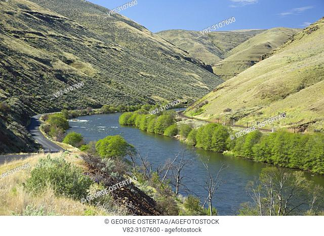 Deschutes Wild and Scenic River, Lower Deschutes National Back Country Byway, Oregon