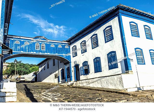 Casa da Gloria, Diamantina, Minas Gerais, Brazil
