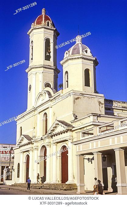 Purisima Concepcion Cathedral, Cienfuegos, Cuba