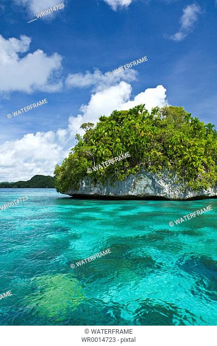 Islands of Palau, Pacific, Micronesia, Palau