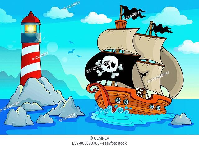 Lighthouse theme image 5