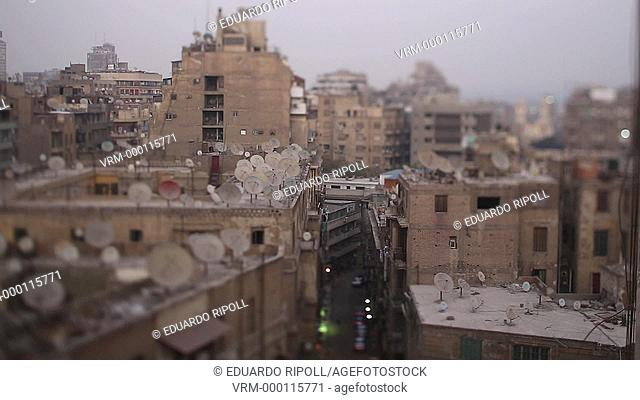 View of center cairo