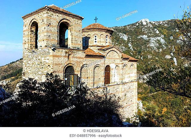 Asen's Fortress, Asenovgrad, Plovdiv Region, Bulgaria