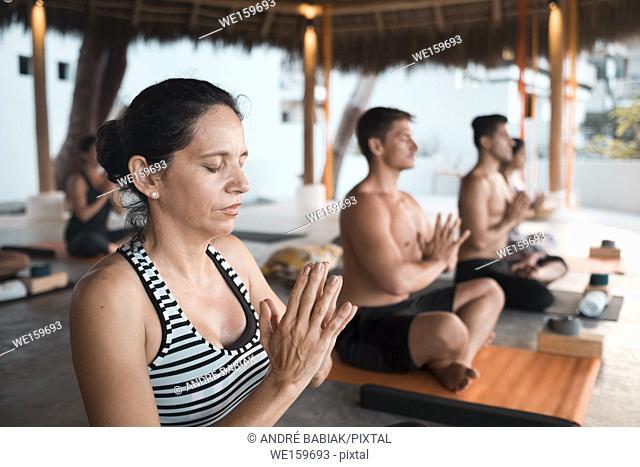 Yoga group retreat Puerto Vallarta - Mismaloya, Mexico