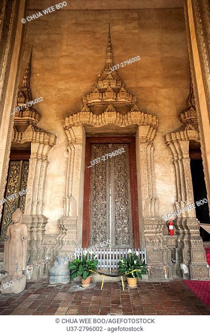 Hophrakeo Museum, Vientiane, Laos