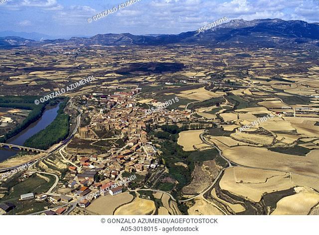 San Vicente de la Sonsierra. La Rioja. Spain