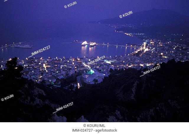 Eptanese, Zakynthos Zakynthos town