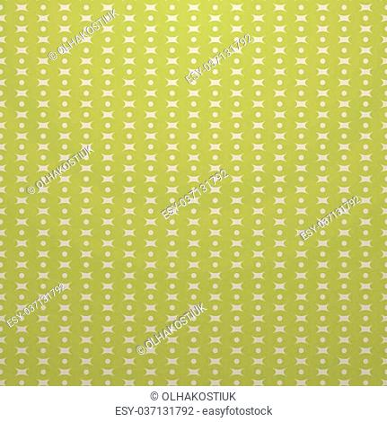 Seamless pattern Geometric texture Abstract background Endless texture Vintage retro wallpaper textile fabric element scrap booking Vector illustration EPS 10
