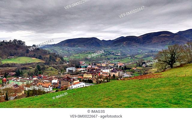 Infiesto, Piloña municipality, Asturias, Spain