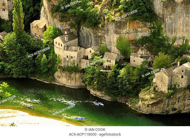 Castelbouc, Tarn Gorge, France