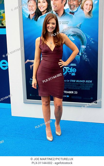 Austin Highsmith at the World Premiere of Warner Brothers Pictures' Dolphin Tale. Arrivals held at The Village Theatre in Westwood, CA, September 17, 2011