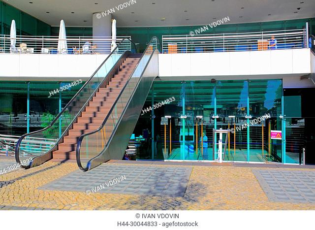 Vasco da Gama shopping mall, Lisbon, Portugal