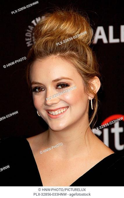 Billie Lourd 03/12/2016 PaleyFest 2016 Scream Queens held at The Dolby Theatre in Hollywood, CA Photo by Izumi Hasegawa / HNW / PictureLux
