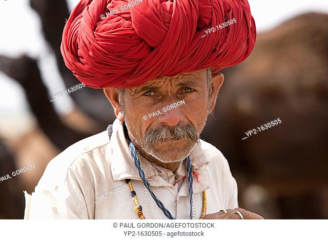 The Pushkar Fair or Pushkar ka Mela, is the annual five-day camel and livestock fair, held in the town of Pushkar in the state of Rajasthan