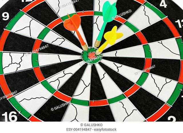 Board for darts