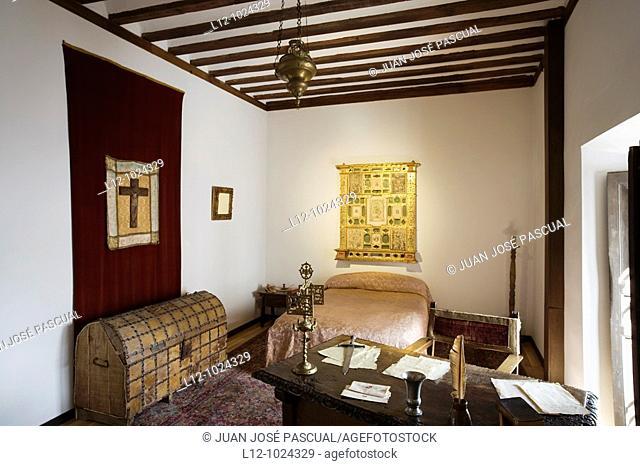 Miguel de Cervante's House-Museum, Esquivias, Toledo province, Castilla la Mancha, Spain