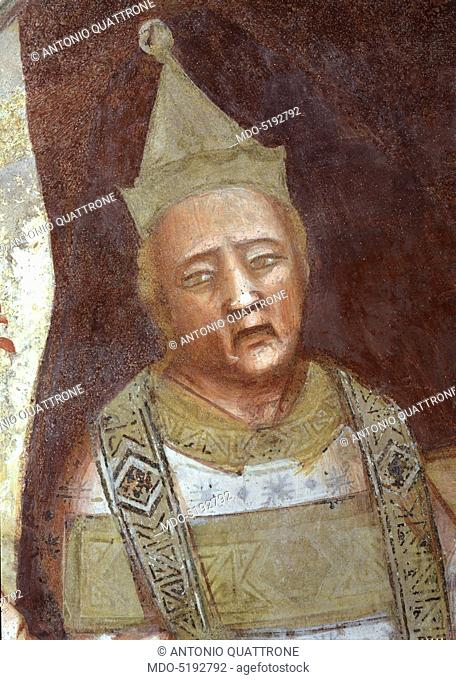 Constantine Announcing the Mothers He Will not Bathe in the Blood of Their Children (Costantino annuncia alle madri che non si bagnerà nel Sangue dei loro...
